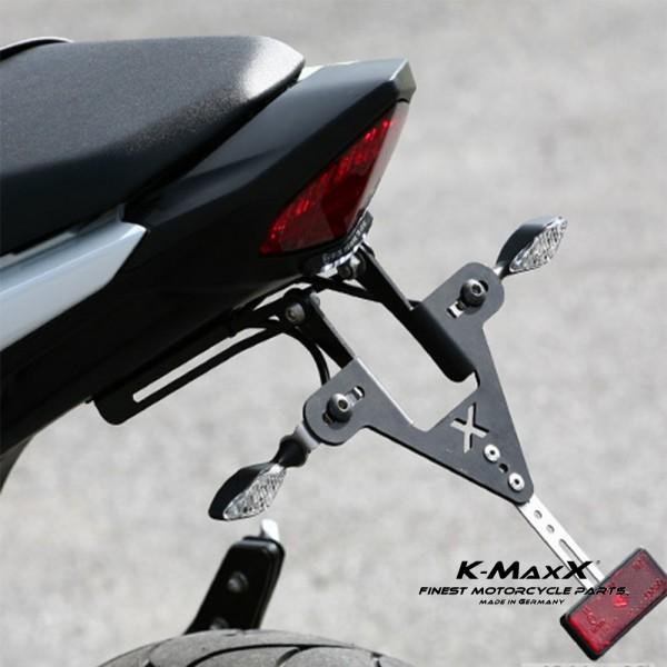 Honda Hornet 600 Kennzeichen-Haltekit
