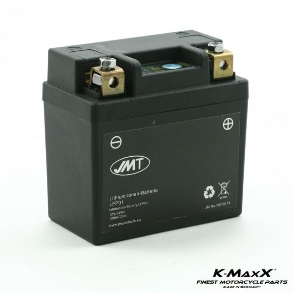 Lithium-Batterie 12 Volt 12 Ah äquivalent