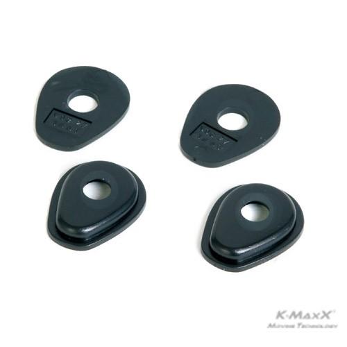 Montageplatten für Mini-Blinker Suzuki