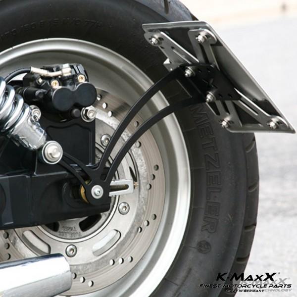 Triumph Speedmaster seitlicher Kennzeichenhalter