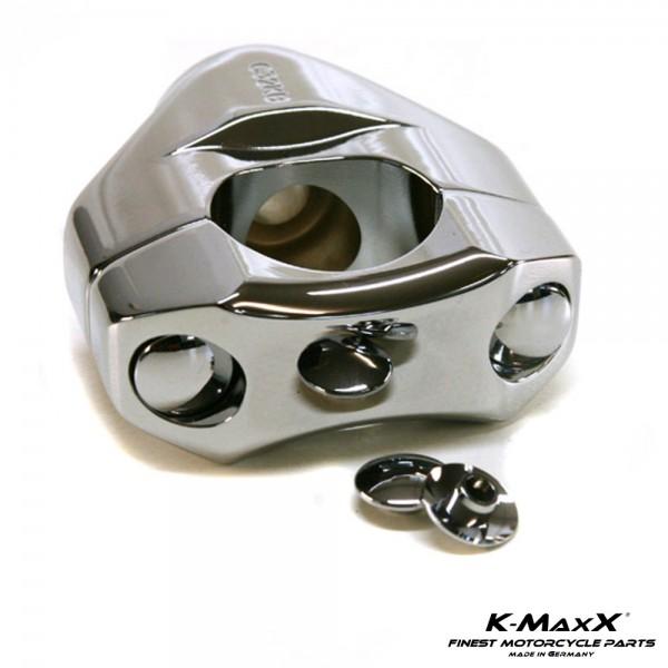 Chromkappen-Satz für M8 ISK-Schrauben