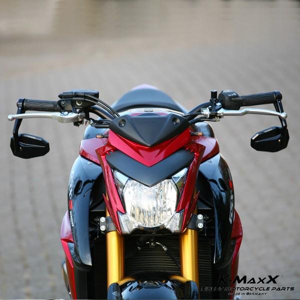 Suzuki GSX-S 1000 Lenkerendenspiegel-Kit *Plug and Play* TYP2