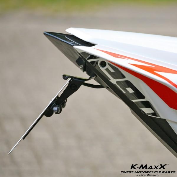 KTM 1290 Super Duke Kennzeichenhalter