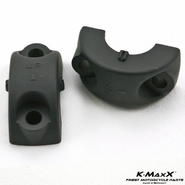 Handpumpen-Schelle ohne Spiegelgewinde BMW R9T, R 1200 R, R 1200 GS