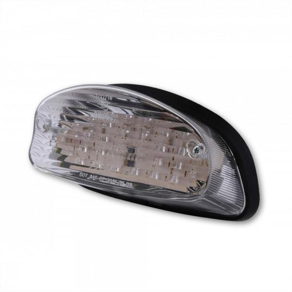 LED-Rücklicht Honda mit transparentem Glas CB 600 Hornet 98-02