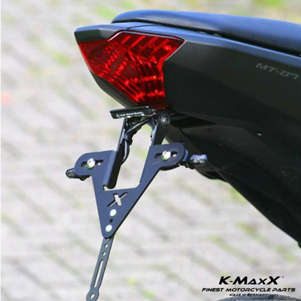 Yamaha MT-07 Kennzeichenhalter