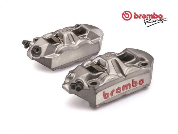 Brembo Radial-Bremssattel M4 Monobloc 100mm