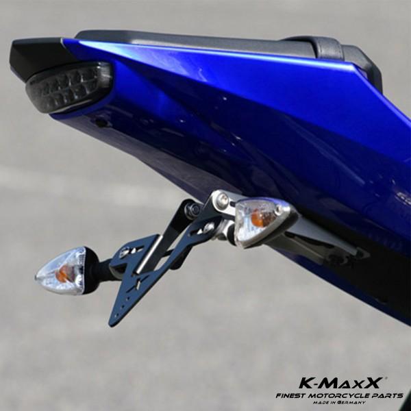 Yamaha YZF-R125 Kennzeichen-Haltekit