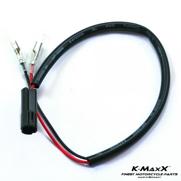 Adapterkabel Kennzeichenbeleuchtung Yamaha XSR 900 und MT-09