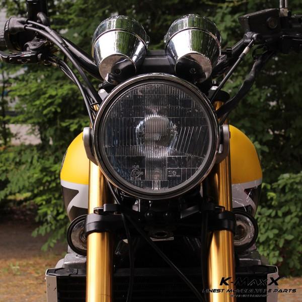 Yamaha XJR 1200/1300 Blinkerhalter vorn