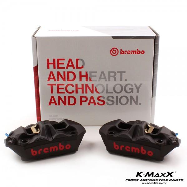 Brembo Radial-Bremssattel M4 Monobloc 100mm schwarz