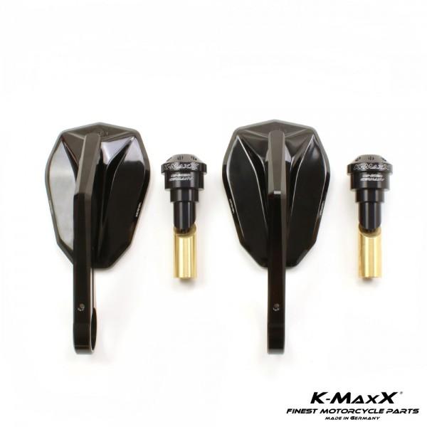 Honda CB 1000 R Lenkerendenspiegel-Kit *Plug and Play* TYP2