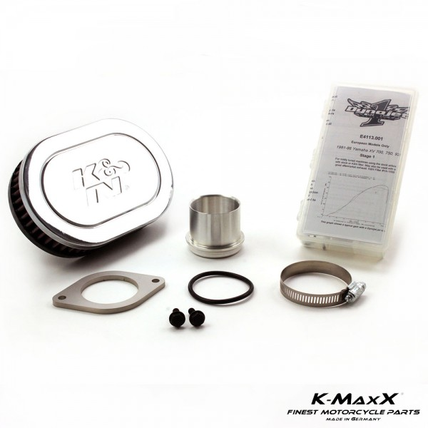 Yamaha XV K&N Luftfilter-Kit