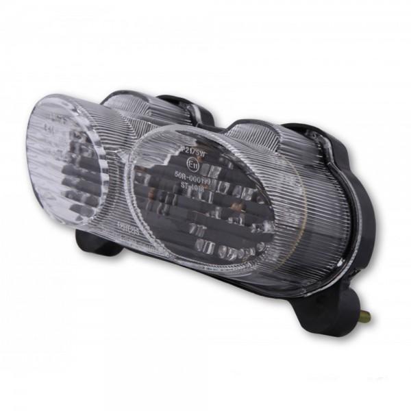 LED-Rücklicht Klarglas Kawasaki ZX-6R/ ZR-7/ ZX-9R