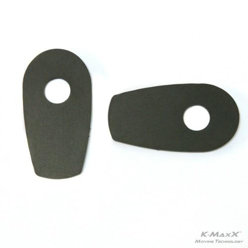Montageplatten für Mini-Blinker BMW