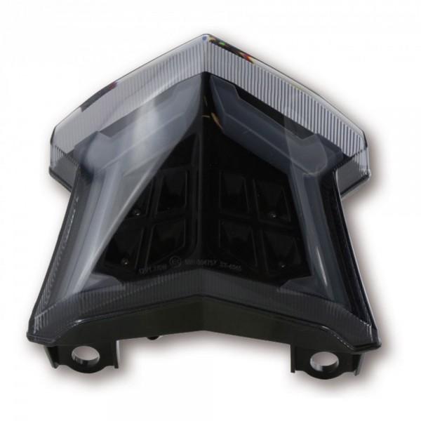 LED-Rücklicht KAWASAKI Z 900, Z 650, NINJA 650, Bj. 17-