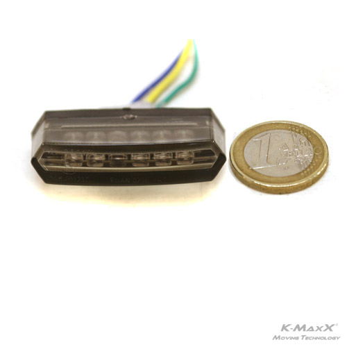 Mini-LED-Rücklicht TYP3