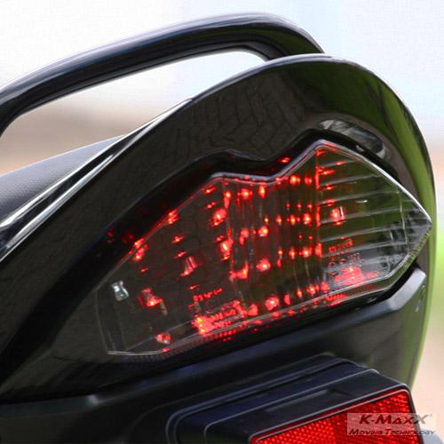 LED-Rücklicht Suzuki GSF 650/1250 Bandit