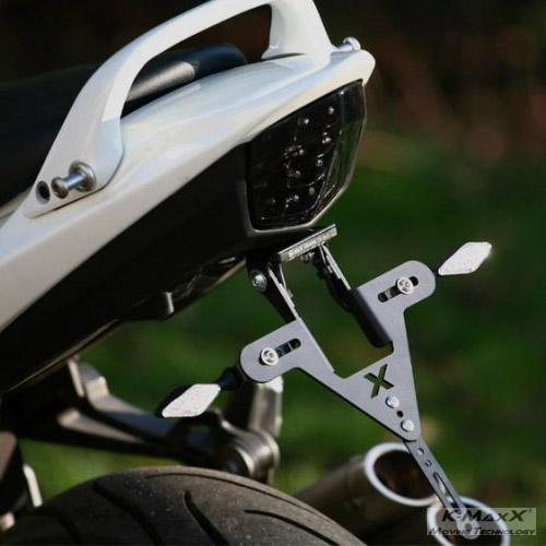 Suzuki Bandit 650 Kennzeichenhalter