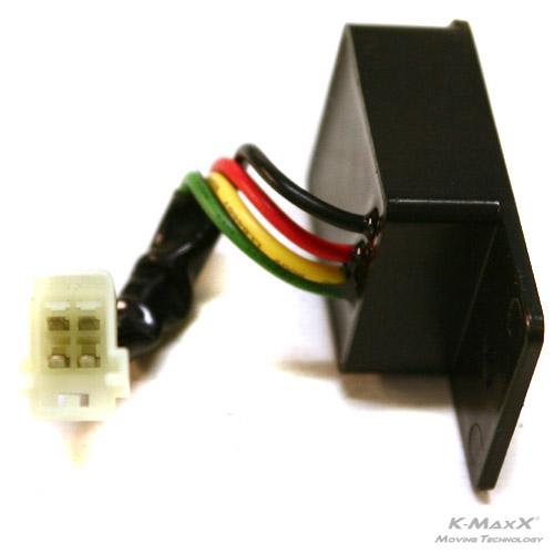 Elektronisches Blinkrelais HONDA 4-Pol