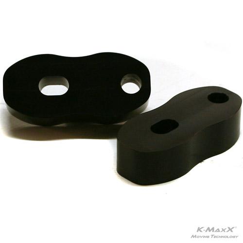 Klemmbock-Erhöhung für TYP2 um 15mm