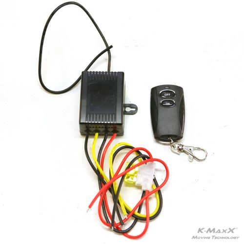 K-MaxX Einkanal-Funkfernbedienung