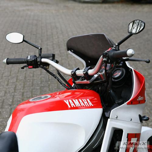 Yamaha FZ 750 Superbike-Umbau Touring