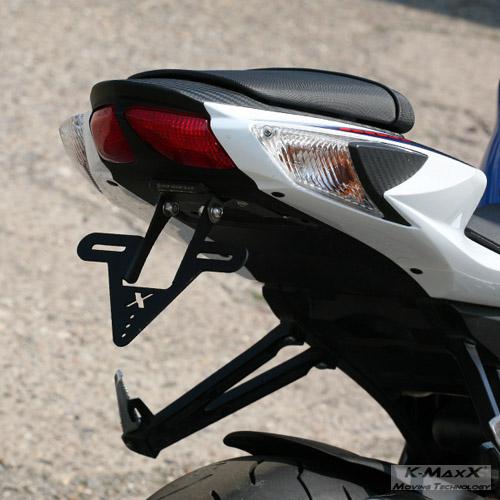Suzuki GSX-R 600 Kennzeichenhalter