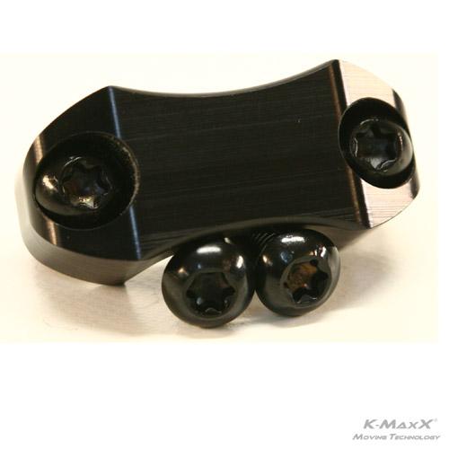 TORX-Schrauben für Lenkerklemmung schwarzchrom