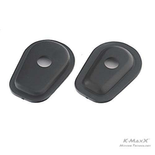 Montageplatten für Mini-Blinker Kawasaki