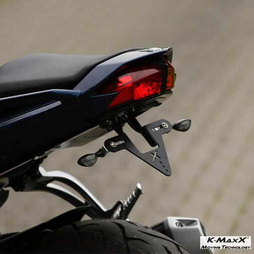 Yamaha FZ-1 Kennzeichen-Haltekit 180/200mm