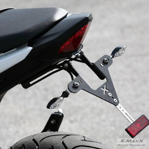 Honda CBR 600 F Kennzeichen-Haltekit