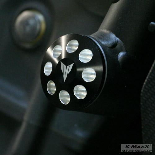 Yamaha MT-07 Rahmenstopfen
