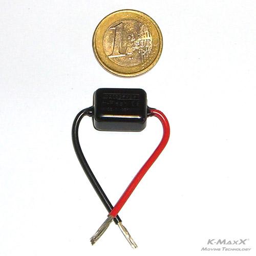 Elektronisches Blinkrelais 2-polig Motogadget