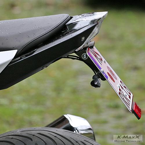 BMW R 1200 R LC Kennzeichen-Haltekit