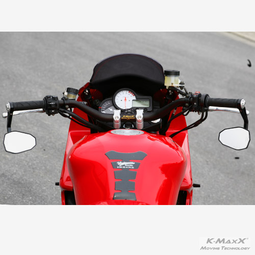 Honda VTR 1000 Superbike-Umbau Touring
