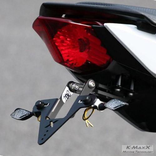 Yamaha XJ-6 / Diversion Kennzeichen-Haltekit