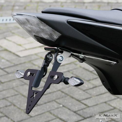 Kawasaki Z 750 / R Kennzeichenhalter