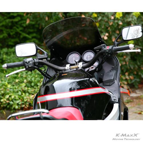 Kawasaki ZX-10 Tomcat Superbike-Umbau Touring